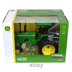 1/16 John Deere 4630 Tractor with Cab and Duals, Prestige Series by ERTL 45685