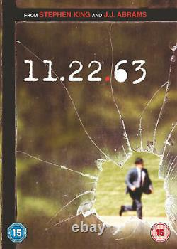 11.22.63 2016 (DVD) James Franco, Sarah Gadon, George MacKay