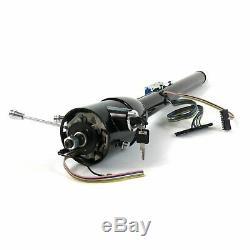 1961-76 Mopar A Body 32 Black Tilt Steering Column Keyed Floor Shift Duster 340