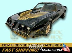 1978 1979 1980 Trans Am 52-Piece Bandit Special Edition ULTIMATE Decals Stripes
