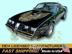 1981 Pontiac Firebird Trans Am T/A Special Edition Bandit Decal Stripe Bird Kit