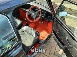 1989 Mini Classic 30 anniversary special edition. Mot restored custom Cooper