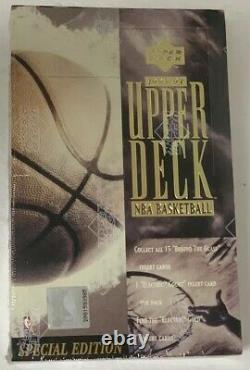 1993-94 Upper Deck Special Edition Basketball Hobby Box Factory Sealed 36 Pack