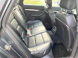2010 AUDI A6 AVANT S LINE SPECIAL EDITION 170bhp FSH NEW MOT