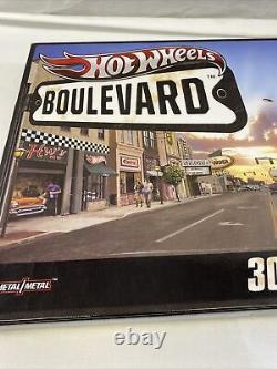 2012 Hot Wheels Boulevard Set of 30 Factory Sealed FREE SHIPPING. HTF