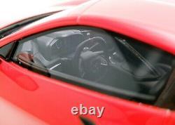 2020 Chevrolet Corvette C8 Torch Red 118 Resin Pre-Order GT Spirit
