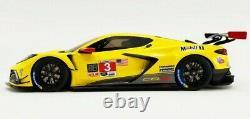 2020 Chevrolet Corvette C8R GTLM #3 118 Resin Pre-Order GT Spirit MIB
