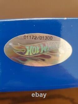 2020 Hot Wheels RLC EXCLUSIVE Super Treasure Hunt Set 1172/1300 FAST SHIP