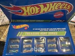 2020 Hot Wheels RLC Super Treasure Hunt Set