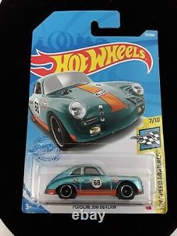 2021 Hot Wheels Super Treasure Hunt Porsche 356 Outlaw #171/250