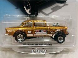 55 Chevy Bel Air Gasser 2020 Legends Tour Car Rare VHTF