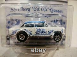 55 Gasser Hot Wheels Nationals Collectors Convention 34th Annual'55 Chevy Gas