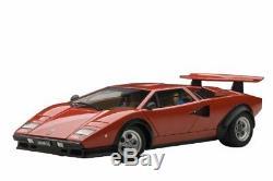 AUTOart 1/18 Lamborghini counterkal Walter Wolf (red) 74651