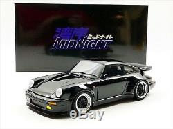 AUTOart 78156 1/18 Millennium porsche 911 930 Turbo Wangan Midnight Black