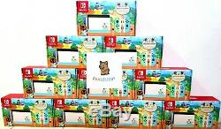 Animal Crossing New Horizons Special Edition Nintendo Switch Console System 32GB