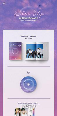 Astro-Rise UpSpecial Mini Album CD+ASTRO Poster+Booklet+Polaroid+etc+Gift