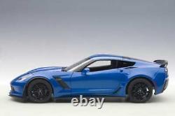 Autoart 71265 118 Chevrolet Corvette C7 Z06 (laguna Blue Tintcoat)