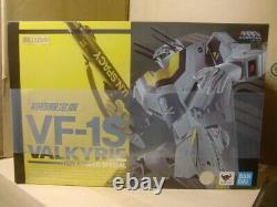 Bandai DX Chogokin First Limited Edition VF-1S Valkyrie Roy Focker Special