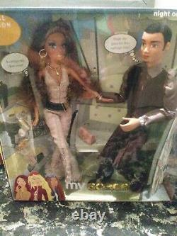 Barbie My Scene Dolls Night On The Town HTF & Single Dolls Boys Girls New Sealed