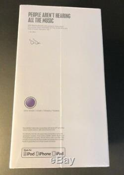 Beats by Dr Dre Solo 3 Wireless Headphone Ultra Violet Special Edition NEW