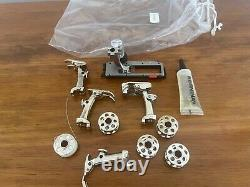 Bernina 350PE Special Edition Sewing Quilting Machine Floral NEVER USED