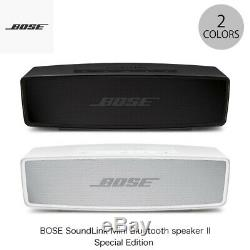 Bose SoundLink Mini II (Special Edition) Portable Bluetooth Speaker NEW