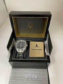 Bulova Precisionist Special Grammy Edition Men's Watch 98B319 NOB