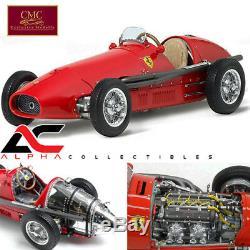 CMC M-056 118 1953 Ferrari 500 F2 Red