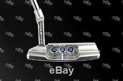 CUSTOM Scotty Cameron 2020 Special Select Newport 2 BLUE Edition Golf Putter