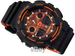 Casio G-Shock GA-100BR-1A Special Edition Men's Brand New Watch