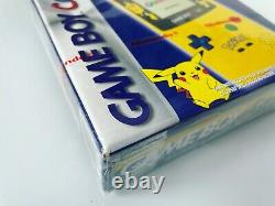 Console Nintendo Game Boy Color Special Pokemon Edition Blister Sealed
