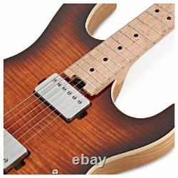 Cort G290 FAT Electric Guitar Antique Violin Burst
