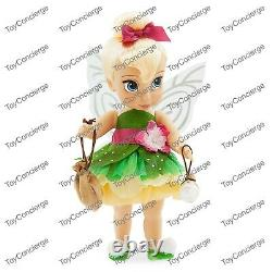 ^ DISNEY Store ANIMATORS Collection TINKER BELL SPECIAL EDITION Doll NEW