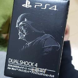 DUALSHOCK 4 Star Wars Darth Vader Edition Battlefront Deluxe Edition Pack PS 4