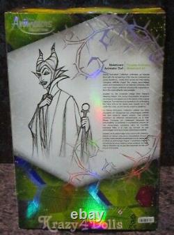 Disney Animators' Collection Special Edition Villain 16 Toddler Doll Maleficent