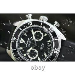 ETERNA 7770.41.49.1382 Men's Special Edition Black Automatic Watch