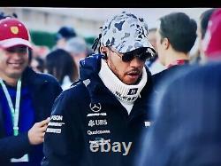F1 Mercedes-amg Petronas Camu Lewis Special Edition 2019-20 USA Dealer