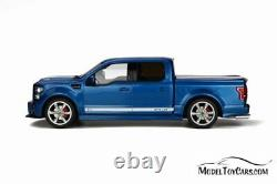 FORD SHELBY F-150 SUPER With BED COVER GT SPIRIT 1/18 scale DIECAST CAR