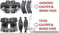 Fit 1999 2003 2004 Jeep Grand Cherokee Front Rear Brake Rotors + Ceramic Pads