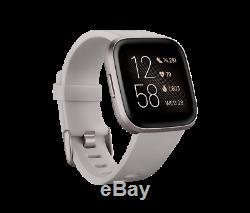 Fitbit Versa 2 Health and Fitness Smartwatch NEW Versa2