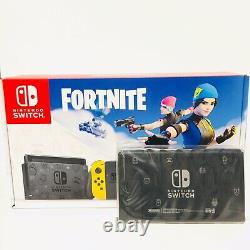 Fortnite Nintendo Switch Wildcat Special Edition Tablet Only! Ships Now