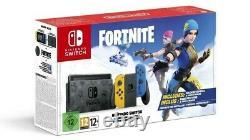 Fortnite Special Edition Nintendo Switch Bundle