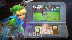 GOLD HYRULE SPECIAL ZELDA EDITION New Nintendo 3DS XL Handheld System -BRAND NEW