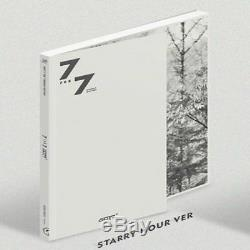 GOT7-7 For 7 Present Edition Starry Ver CD+Poster+Book+Card+PreOrder+Gift Kpop