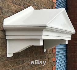 GRP Fibreglass Door Porch Canopy Taxmere Edition SPECIAL PRICE