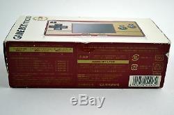 Game Boy Micro 20th Anniversary Famicom Mario Special Edition New in Box