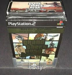 Grand Theft Auto San Andreas (PS2 Special Edition) with BASKETBALL and LOTS MORE