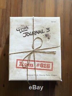 Gravity Falls Journal 3 Blacklight Special Edition #02126