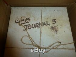 Gravity Falls Journal 3 Special Edition Blacklight Version Never Opened