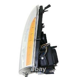 HID Headlight For 2007-2014 Cadillac Escalade ESV Left with Bulb & Ballast